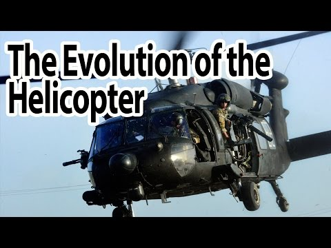 The Evolution of the Helicopter