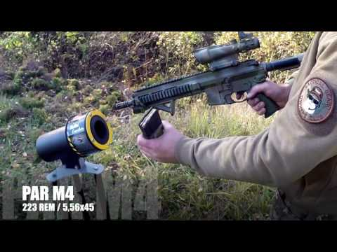 Dependable Solution -Test Bullet Crusher