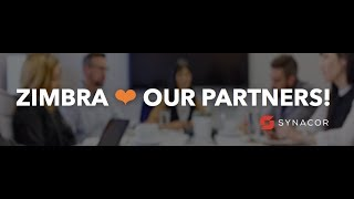 Zimbra ❤ Our Partners!