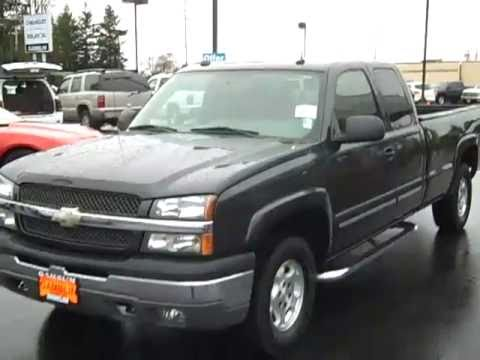 2004 chevrolet silverado 1500 extended cab long bed art. Black Bedroom Furniture Sets. Home Design Ideas
