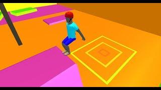 Backflip Dive 3D Full Gameplay Walkthrough