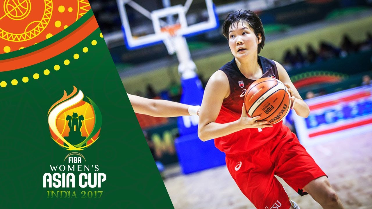 Manami Fujioka leads Japan to victory over China with 19pts and 14asts!