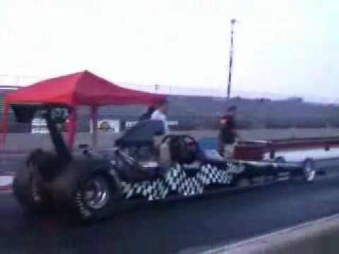 Extreme Top Dragster Warren Heaps