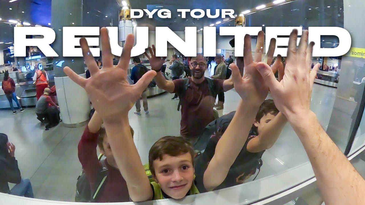 The Do Your Good Tour (1/7)