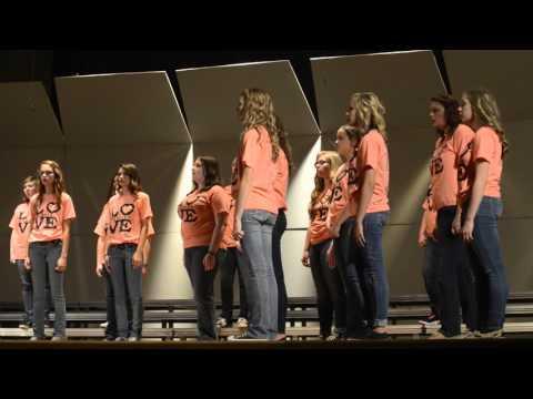 Madison Grant High School Starfire Show Choir
