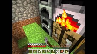 MineCraft - Выжить вдвоем - Часть 9 - Стройка Форта [FM]