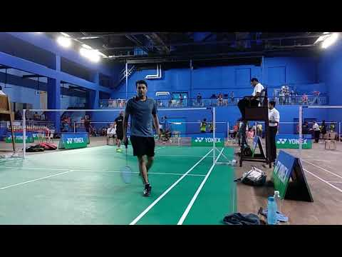 Mumbai Suburban District Badminton Championships 2018 - semi