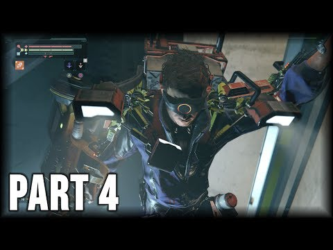 The Surge - 100% Walkthrough Part 4 [PS4] – Resolve Biolabs