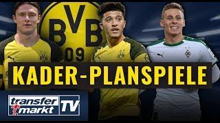 Kader-Planspiele Dortmund: Schulz & Hazard im Anmarsch - Top-Klubs jagen Sancho | TRANSFERMARKT
