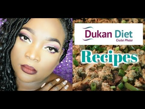 Dukan Diet Recipes: Turkey And Mushrooms Cruise Phase