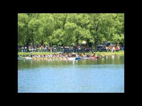 Trip to Centre Island Toronto Dragon Boat Race 21Jun2015