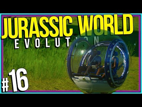 Jurassic World: Evolution | GYROSPHERES (#16)