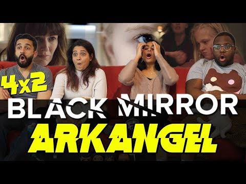 Black Mirror - 4x2 Arkangel - Group Reaction