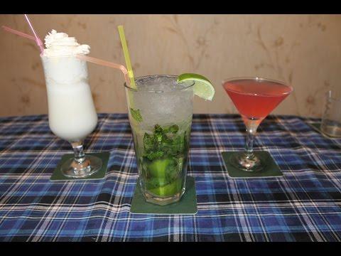 рецепт коктейл пина