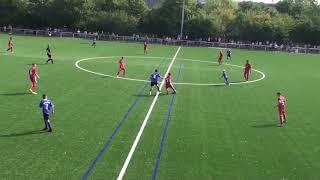 U15 Jhg2005 1. FSV Mainz 05 - Sportfreunde Eisbachtal 5:3; C-Junioren-Regionalliga Südwest 25.08.19