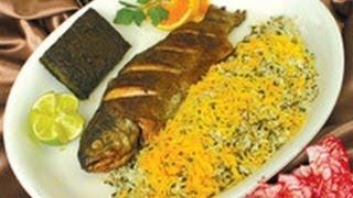 Sabzi Polo Mahi |  سبزی پلو ماهی