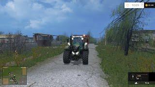 Farming Simulator 2015 обзор двух новых модов МТЗ 4522 и Fend Vario 936