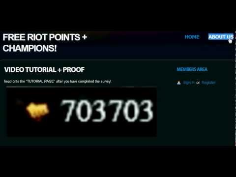 free riot point codes