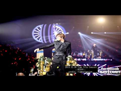 [Audio] Ocean _ Time Slip Concert [2013.12.26]