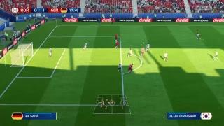 Doski2020's Live PS4 #PS4live #PS4live_FIFA_18 Germany vs South Korea