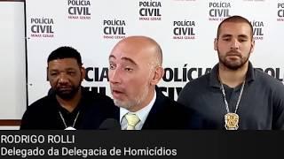 Preso suspeito de homicídio na Av. dos Andradas