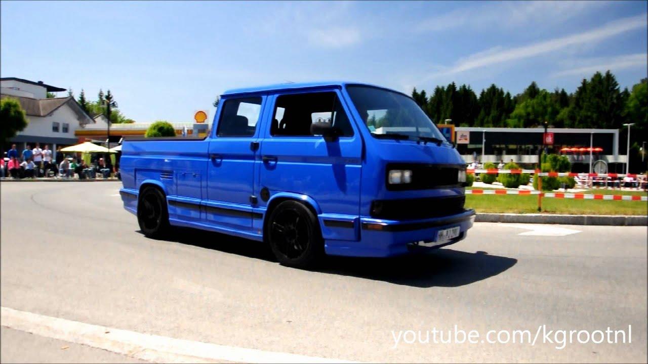 volkswagen transporter t3 v8 youtube. Black Bedroom Furniture Sets. Home Design Ideas