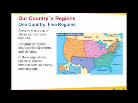 Our Country\'s Regions - YouTube
