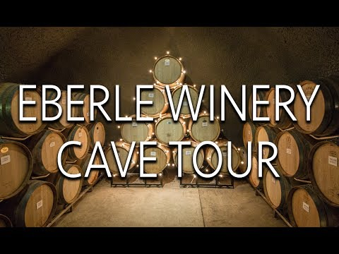 Eberle Winery & Cave Tour in Paso Robles