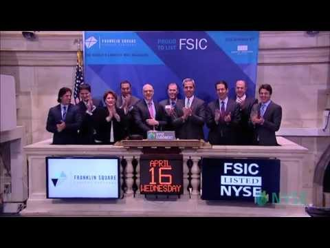 FS Investment Corporation Lists on the New York Stock Exchange