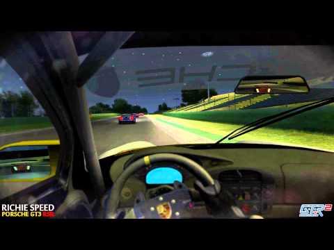 GTR 2 | Epic Night Action | Porsche GT3-RSR | Imola