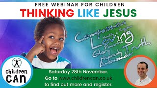 Thinking like Jesus Webinar