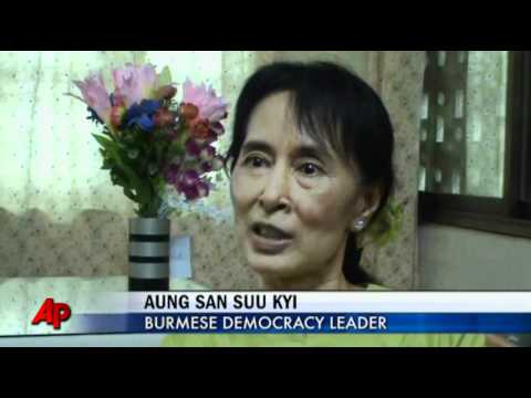 Suu Kyi Sees No Softening in Myanmar