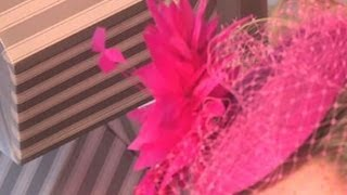 How To Make A Wedding Fascinator