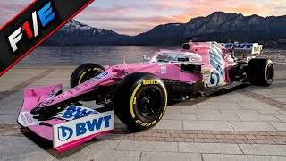 Racing Point F1 2020 Car Launch!!!!