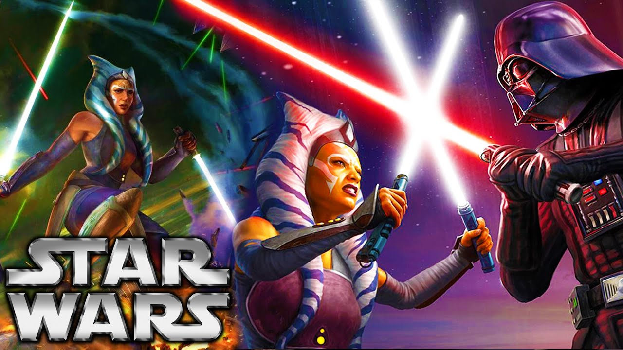 Download The SHOCKING WAY Ahsoka Killed an Inquisitor to Get Her WHITE Lightsabers - Star Wars Explained