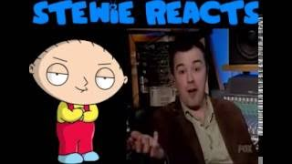 Stewie Reacts: Live Action: Family Guy