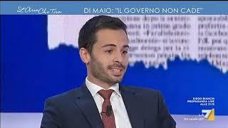 Meli (Corriere) vs Carabetta (M5s): 'Nessun giornale chiede le dimissioni di Casalino che ...