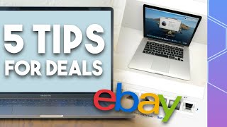5 tips for buying cheap used Macs on eBay!