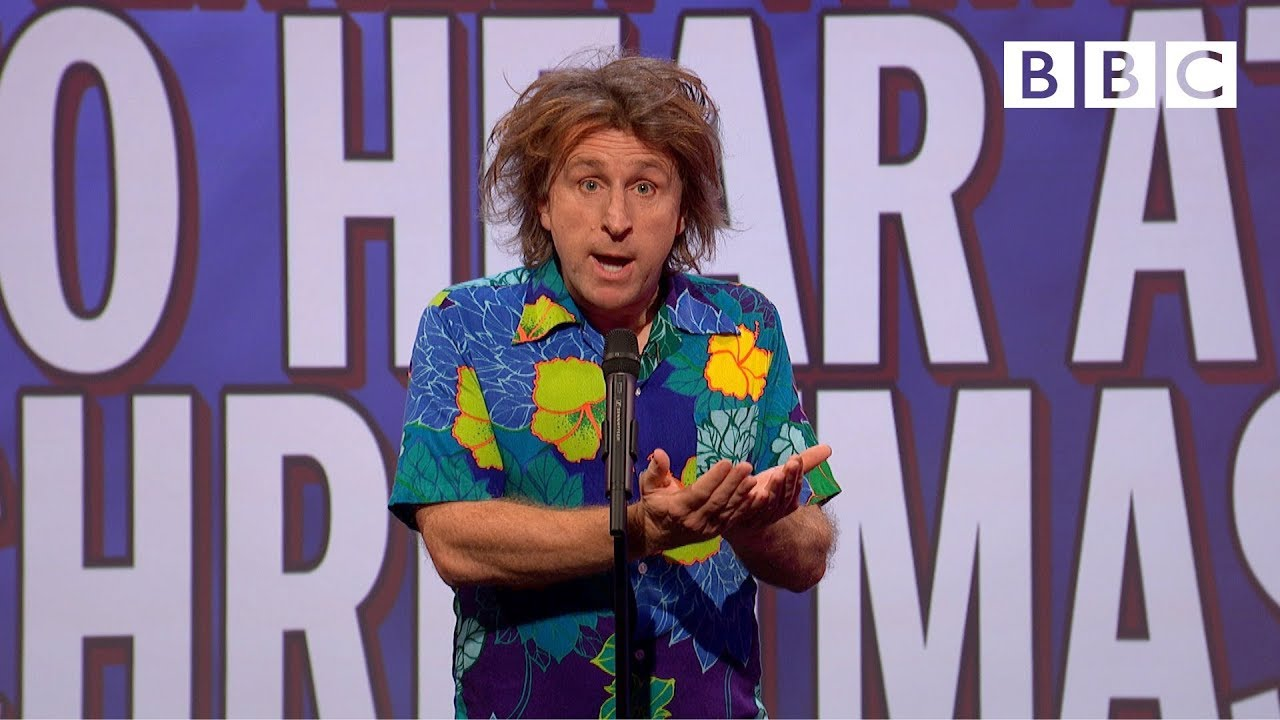 Unlikely Things To Hear At Christmas   Mock The Week - BBC