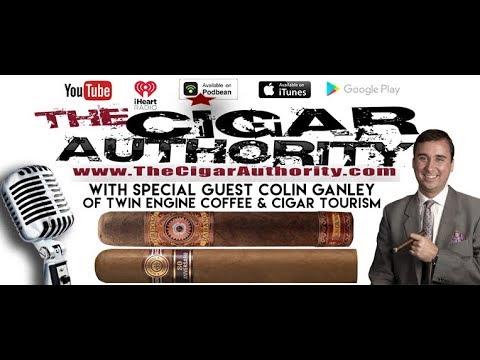 Cuban Coffee & Cigars w/ Colin Ganley from Twin Engine Coffee