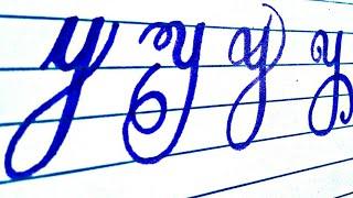 Y calligraphy | Stylish Y | Fancey Y | Y Designs | How to write Y in style