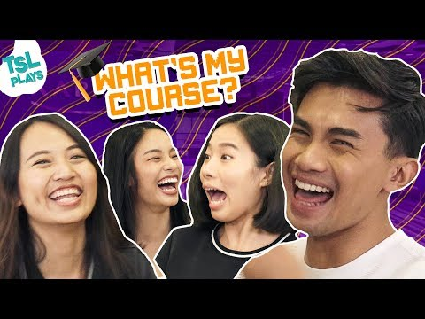 TSL Plays: Guess My Course
