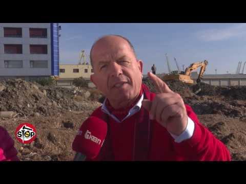 Stop - Skandali i varrosjes se vlerave historike dhe arkeologjike, Durres! (22 shkurt 2017)
