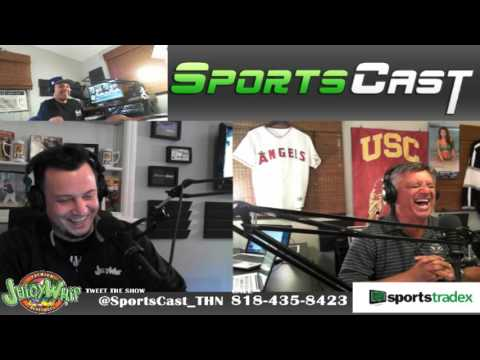 SPORTSCAST EP. 262 (4-27-16) - KNOCKER VS. NFL EXECS, NBA & NHL PLAYOFFS, NFL DRAFT, WEEKED STORIES