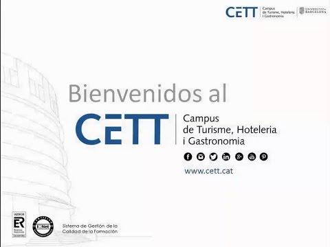CETT - Universidad de Barcelona