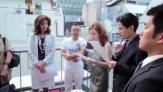 Milica NIKOLIC 2012 Steps Gallery Tokyo
