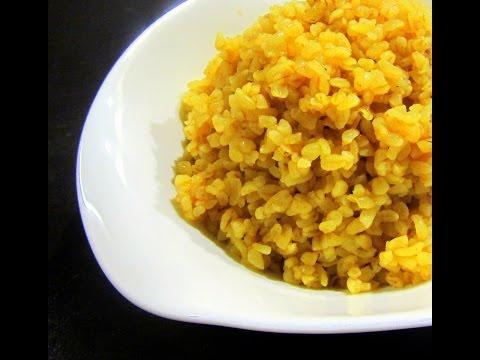 Булгур (крупа) - полезные свойства и вред, калорийность