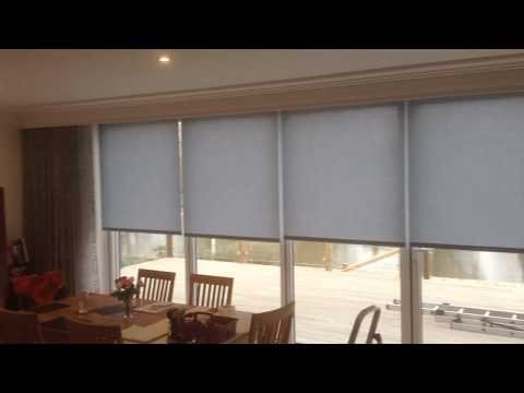 Weybridge Motorized Blinds