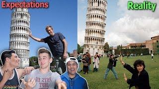 failzoom.com - Expectations Vs. Reality (Traveling)