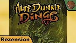 Alte Dunkle Dinge - Brettspiel - Spiel - Review